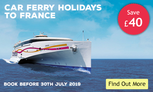 Condor Ferries Sale