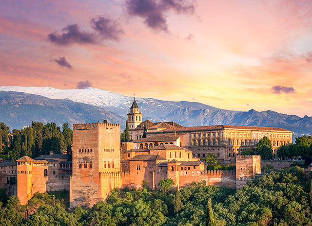The Charms of Andalusia