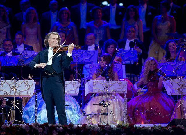 André Rieu World Tour Live in Birmingham