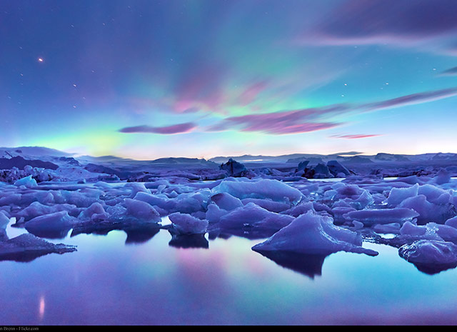 Iceland Natural Wonders and Northern Lights