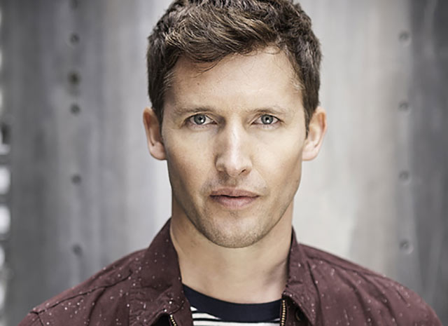 James Blunt Live in Jersey