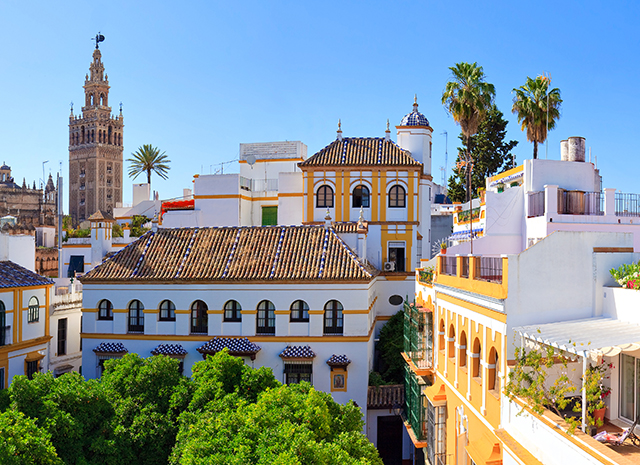 Seville City Break with *NEW PRICE*