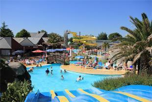 Camping L'Atlantique Beg-Meil, Brittany