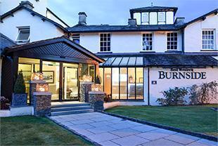Burnside Hotel and Spa, Bowness-on-Windermere