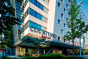 Courtyard by Marriott, Prague