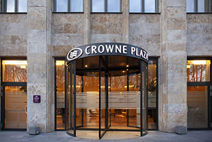 Crowne Plaza Potsdamer, Berlin