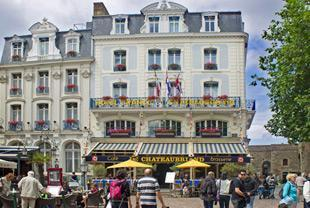 Hotel France & Chateaubriand St. Malo