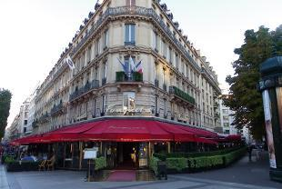 Le Fouquet's Hotel, Paris