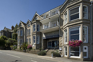 The St. Ives Bay Hotel, Cornwall