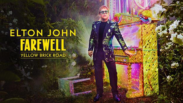 Elton John Tour 2020.Elton John Farewell Yellow Brick Road 2020 Birmingham