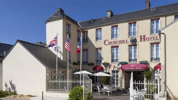 Hotel churchill bayeux 01