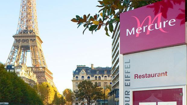 Mercure paris centre eiffel 01