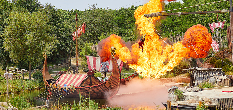 Puy du fou theme parc new 06