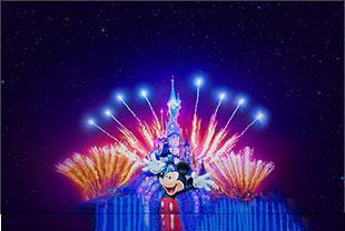 Disneyland Paris® 2 nights, 2 days FREE
