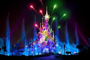 Snow place like Disney® at Christmas!