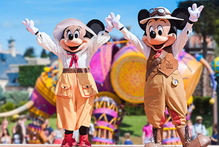 Return to the Magic! Up to 20% Off Disneyland Paris in 2021