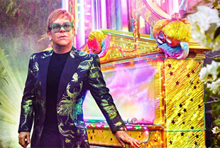 Elton John Farewell, Yellow Brick Road 2020 - Manchester