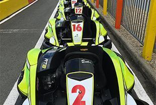 Day trip Karting in St. Malo