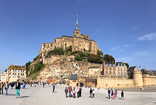 Groups - Day trip to Mont St. Michel