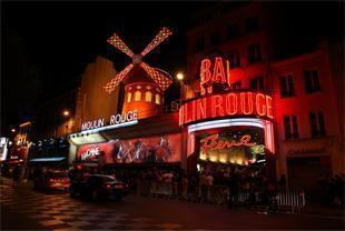 Paris & the Moulin Rouge