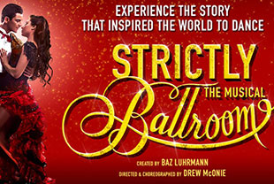 Strictly Ballroom in partnership with Diabetes Jersey